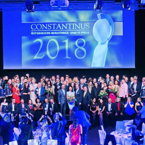 Constantinus AwardFotokredit: Kolarik / Wildbild