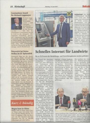 Neues Volksblatt 19.6